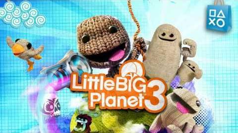 LittleBigPlanet 3 Soundtrack - Popit Academy, Term 2