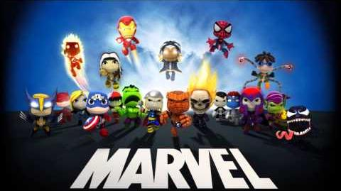 LittleBigPlanet Complete Soundtrack -57 - Marvel - Showdown