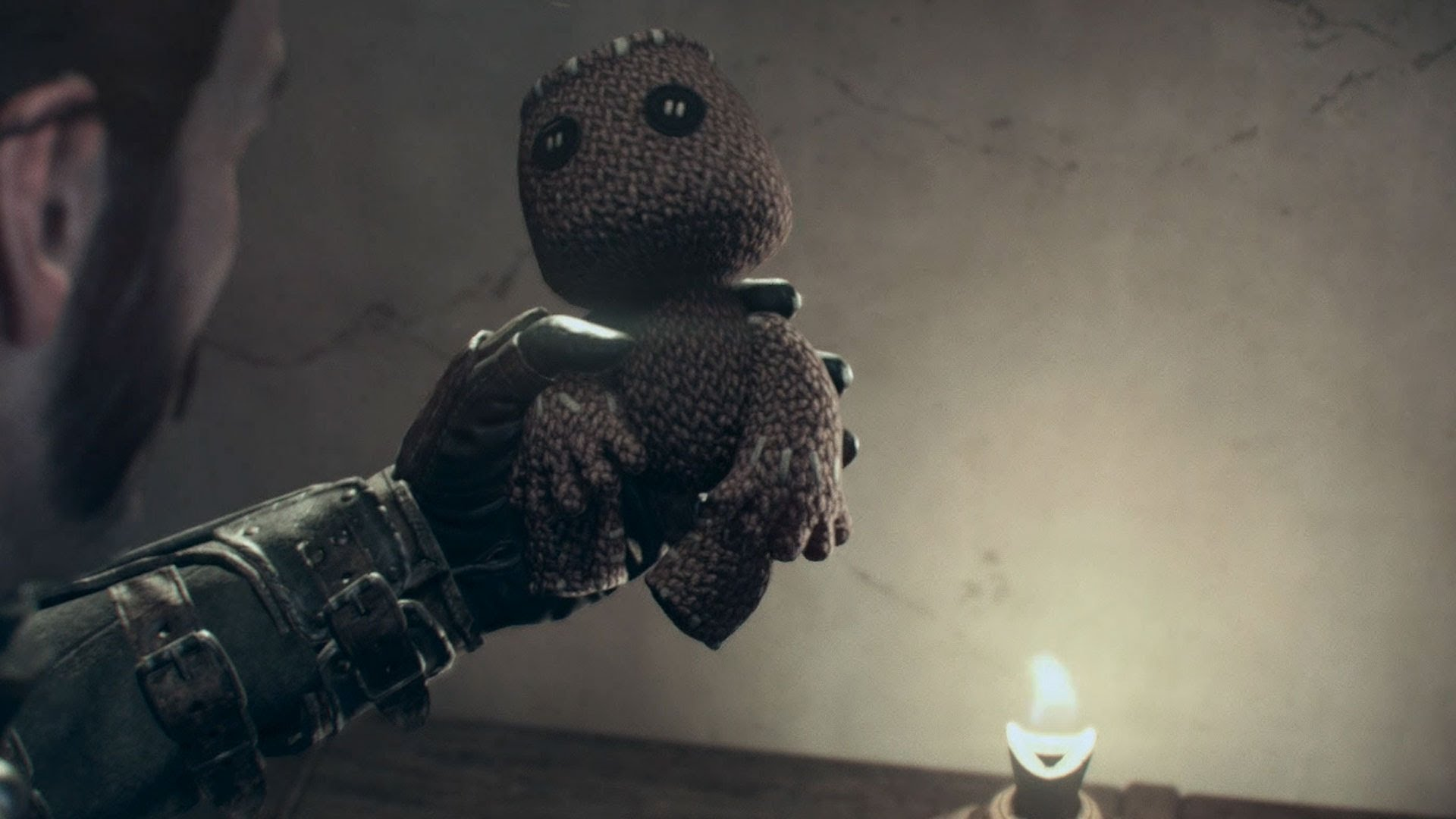 Little big planet puppet