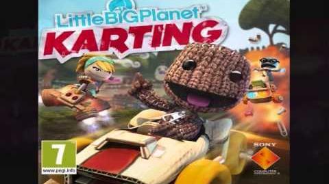 LittleBIGPlanet Karting- The Space Bass (Music)