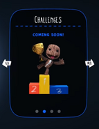 Challenges coming soon