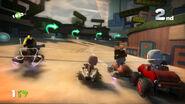 Littlebigplanet karting-8