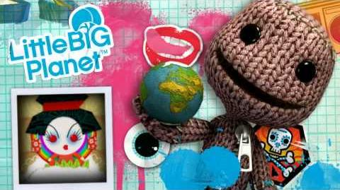 Little Big Planet Soundtrack - The Islands-0