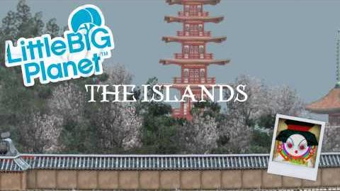 Little Big Planet - The Islands Interactive Music