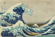 Great Wave off Kanagawa