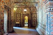 Interior of Saint Basil's Cathedral