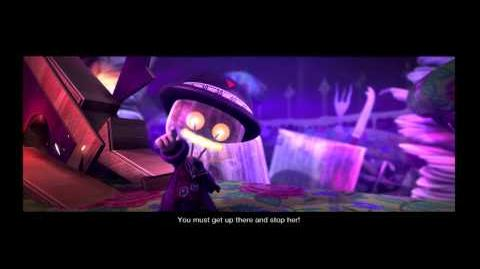 LittleBigPlanet™3 The Gates of Stitchem Manor