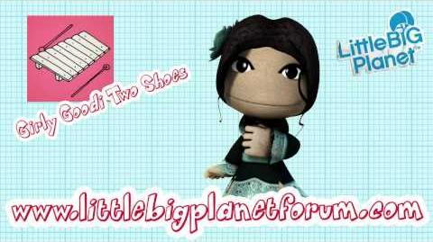 Littlebigplanet 1 soundtrack - Girly Goodi Two Shoes