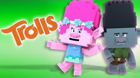 Minecraft Parody - TROLLS! - (Minecraft Animation)