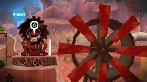 LittleBigPlanet PSP Part 1 - Walkabout