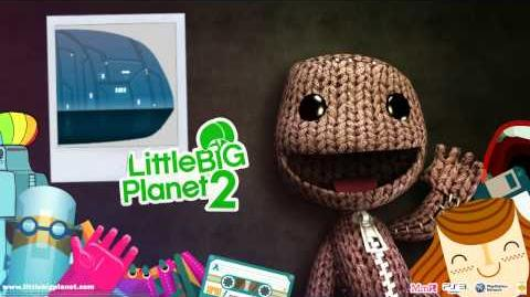 LittleBigPlanet 2 Soundtrack - The Cosmos