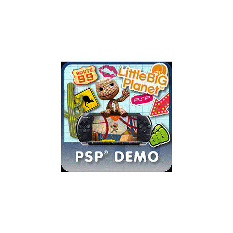 The demo version icon on the PlayStation Store.