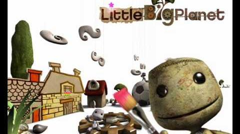 Little Big Planet Music- Menu Theme