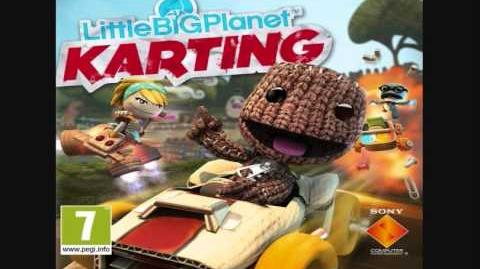 LittleBIGPlanet KARTING- The Canyons (Rework) Music