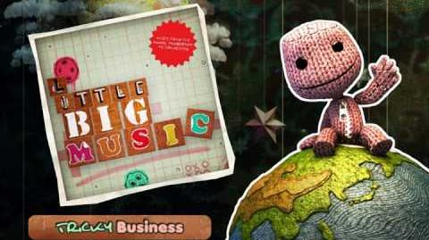 Tricky Business - Little BIG Music (LittleBigPlanet Soundtrack)