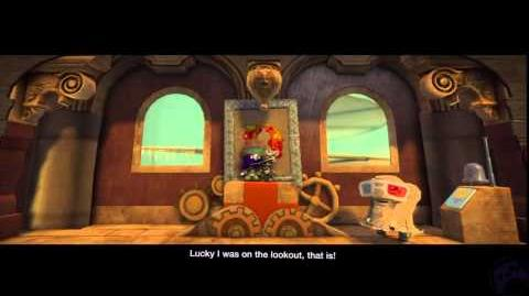 LBP2 Story 1-Intro - Let's Get You Match Fit