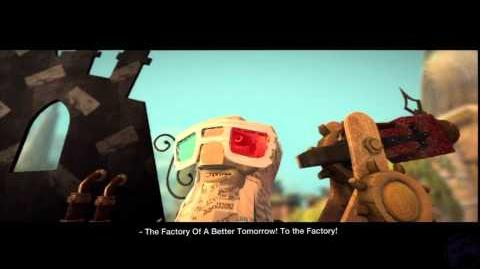 LBP2 Story 2-Outro - Follow That Sackbot