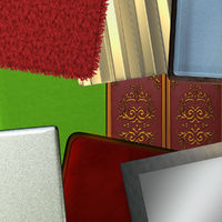 Muppetspack-materials