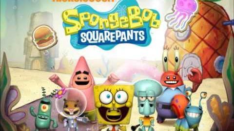 LittleBigPlanet 3 Spongebob Squarepants Level Kit - Krabby Patty