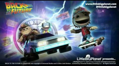 LittleBigPlanet 3 (DLC) Soundtrack - Sack In Time