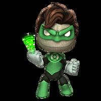 GreenLanternPose