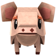 Pigfront