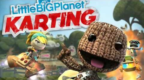 LittleBigPlanet Karting Soundtrack - The Canyons Remix