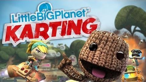 LittleBigPlanet Karting Announce Trailer