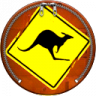 Walkabout Button