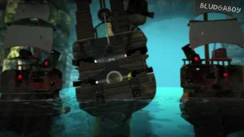 LittleBigPlanet - Acing The Kraken - Video Talkthrough