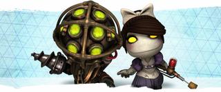 BioShock Costume Pack Little Big Planet 2