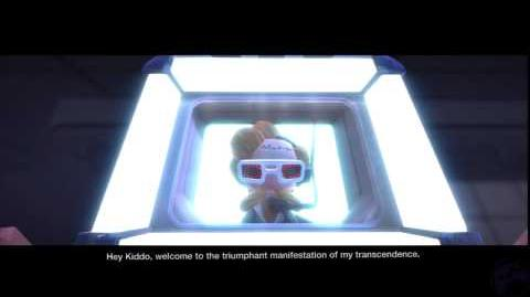 LBP2 Story 4-Intro - My Magnificence Knows No Bounds
