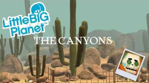 Little Big Planet - The Canyons Interactive Music