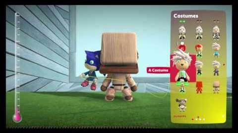 Little big planet 3 movie making