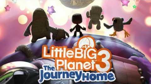 LittleBigPlanet 3 (DLC) Soundtrack - A Little Knight Music