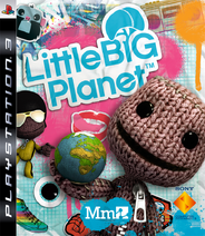 LittleBigPlanet UK cover