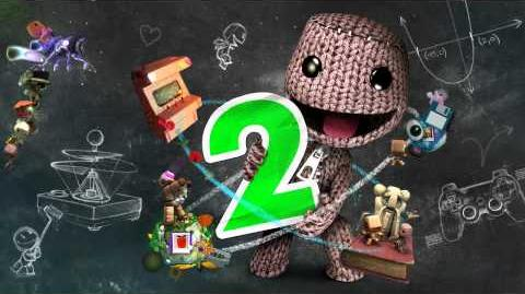 LittleBigPlanet 2 Soundtrack - Ghosts