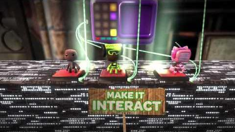 Little Big Planet 2 Music Sequencer Featurette-HD