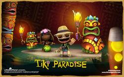 Tiki Paradise Level Kit