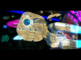 Huge Spaceship
