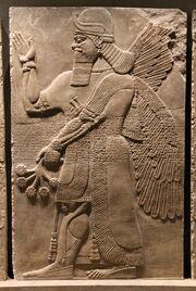 Assyrian relief