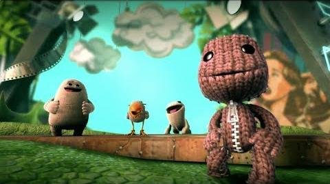 Little Big Planet 3 Official Trailer - E3 2014 (1080p HD)-1
