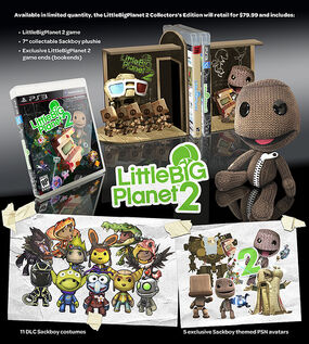 LBP2 The Collector's Edition US