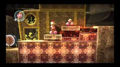 Little Big Planet 3 - The Elephant Temple (LBP1 Remake)