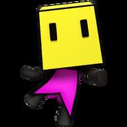 Yellowheadpose