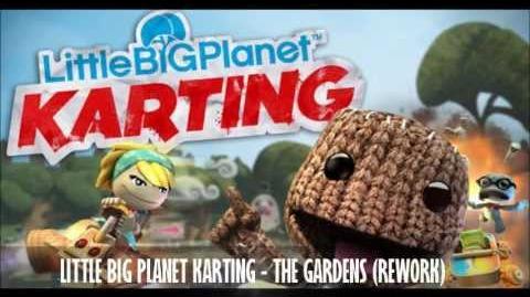 Best Game Music with Trivia 159 - Little Big Planet Karting - The Gardens (Rework)