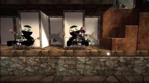 PS3 LittleBigPlanet Trailer - Official