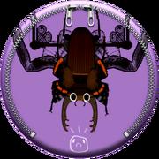 Kling Klong button