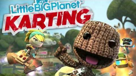 LittleBigPlanet Karting Soundtrack - Eve's Asylum Remix