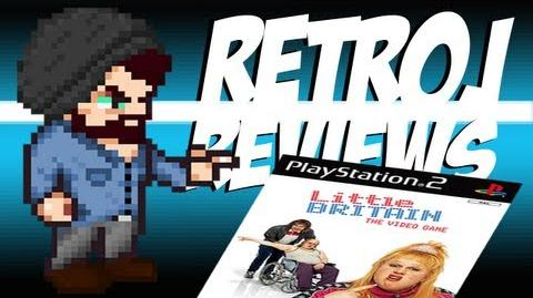 PISS ON YOUR CHIPS - Little Britain The Game Review - RJ Reviews